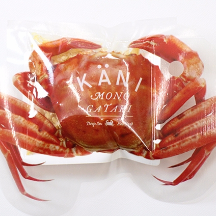 Deep Sea Red Crab 干し蟹